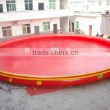PVC material swimming pool for kids or adults/plastic swimming pool/inflatable swimming pool