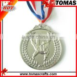 high quality custom 3d karate medals