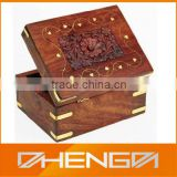 High Quality Customized Made-in-China Basil Essential Oil Box for Customer(ZDW13-S006)
