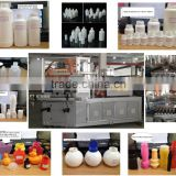 plastic molding machine for kinds dry syrup bottles like glass