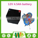 Customzied 12v battery pack 5000mah,12v battery pack ,battery pack for christmas lights
