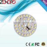 18w warm white ra80 without driver bulb candle light cool white ac module light engine led board