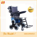 2016 new design Electric stair climbing wheelchair,stair climbing wheel chair,wheel chair on alibaba in spanish express