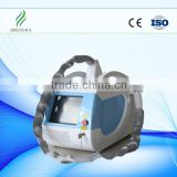 Fractional rf microneedle machine,4 RF tips to smooth and improve skin all over the body with cooling handpiece