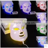 7 Colors 218 Mini Lamps Facial Skin Red Light Therapy Devices Rejuvenation Pdt Led Light Therapy Machine 470nm Red