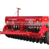 2016 type Powerful agricultural machinery 24 rows wheat seeder wheat seed drill seed drilling machine