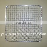 Let's go BBQ!! High quality barbecue wire mesh/ stainless steel crimped barbecue wire mesh/ barbecue wire mesh