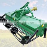 Farm tractor cultivator rice and wheat biaxial rotary tiller