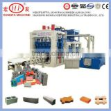 Pakistan automatic block machine,QT8-15 brick making machine,color paver block machine,hollow block making machine