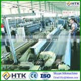 High speed Automatic Fiberglass window screen machine line(wire coated line)