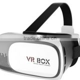 VR Glasses VR Box for 3D Game,Virtual Reality Glasses 3D VR BOX 2.0 with remote