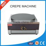 the most popular gas & electric crepe making machine/pancake maker with factory price