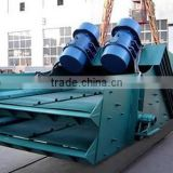 Fine powder linear vibrating screen with good quality