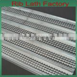 High Rib Lath/ formwork mesh /brick mesh/ Corner angle for construction,made with galvanized steel plate or 304 stainless steel