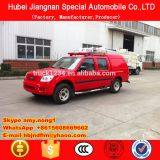 JMC Fire Fighting Communication command Truck Supplier