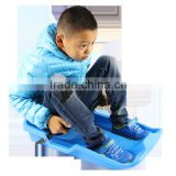 wholesale snow sled with brake for kids