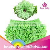 Cute Baby Girls Pettiskirt Ruffle Panties Briefs Bloomer Diaper Cover Nappy Covers PP Pant LBS5052501