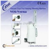 V8 Vacuum+RF+Laser+Rollers Body Shaping Slimming Machine