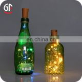 Home Decoration 7FT Warm White Copper Wire Battery Operated Led Bottle Cork String Fairy Lights