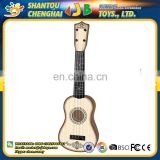 China wholesale safety ABS plastic material mini acoustic guitar toy
