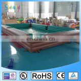 New Billiard Football Inflatable Table Soccer Pool Game Inflatable Snooker Ball Field