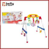Fun play plastic baby gym wholesale
