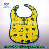Factory Production 3mm Thick Waterproof Neoprene Bibs