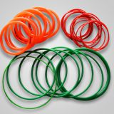 Conveyor Belt Belt Industrial Conveyor Belts Green Orange Transparent