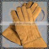 2016 newest women long leather gloves
