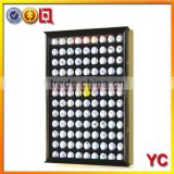 108 golf ball display rack PGA Cabinet Rack Wall Holder                                                                         Quality Choice