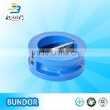 Cast Steel Sink Drain Water Pump Check Valve