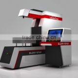 3 axis dynamic galvo Rofin metal tube printing denim jeans laser engraving machine with CE SGS