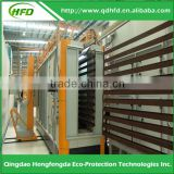 2015 New Painting Oven Powder Coating Chamber Powder Coating Booth