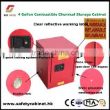Factory sell Combustible Liquid Chemicals Storage Cabinets for industrial anti-fire storage