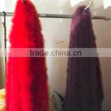 Fashion Ostrich Feather Winter Fur Garment Raw Material