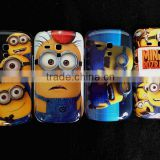 for Samsung Galaxy S3 Mini i8190 Case,Cute Minion Despicable Me Case for Samsung Galaxy S3 Mini
