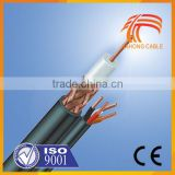 fiber converter Coax Cable RG59 U Crimp BNC Connector China Supplier