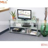 cheap wholesale furniture glass tv stand