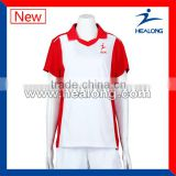 high quality sleeveless fashionable volleyball uniform