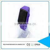 Fashion style silicone strap LED digital watch, attractive silicone watch                                                                                                         Supplier's Choice