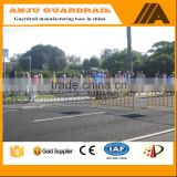 crowd control barrier-023 steel security fence panels,crowd control barrier,metal fencing                                                                                                         Supplier's Choice