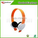 new products 3.5mm jack national flag 3.5m in-ear headphones . computer headset with mic (EH-S451)
