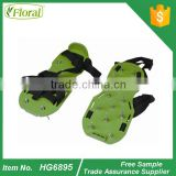 china cheap garden Lawn aerating shoes