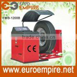 Utilitarian digital wheel balancing and alignment equipment for wheel balancing CE approve model Gold Supplier EWB-1200B