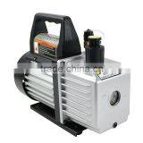 2 Stages 1/3HP 3CFM Rotary Vane Vacuum Pump HVAC Air Conditioner Equipment