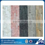 Natural & Artificial White/Yellow/Rusty/Black/Red Culture Stone Panel Wall Cladding