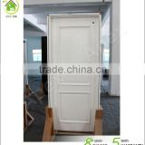 House or Commercial Fire Rated Door Door various design selection solid wood material composite wood material rock wool filling
