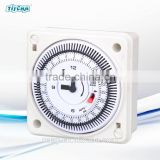 TH-195 / TH-196 Mechanical Timer din rail / mechanical time switch / relay timer 110v 240v 110vac timer switch