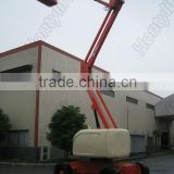 HOT SALE telescopic spider hydraulic articulating boom lift with CE