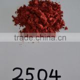 Quotation crystal metalline pigment colour paint pigments
